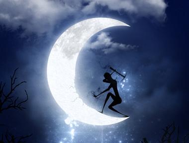 Illustration – Cendres de lune